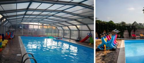 Piscina coperta: corsi di nuoto da settembre a giugno!
