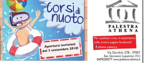 CORSI DI NUOTO STAGIONE 2018-2019