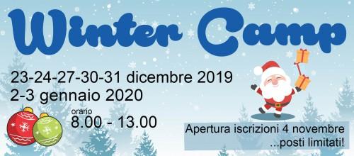Winter Camp – edizione 2019