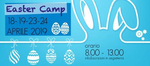 Easter camp per i più piccini